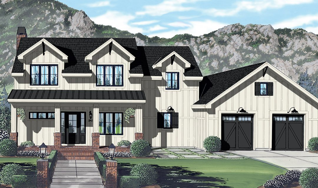 Colorado Springs Parade of Homes – Broadmoor Canyons