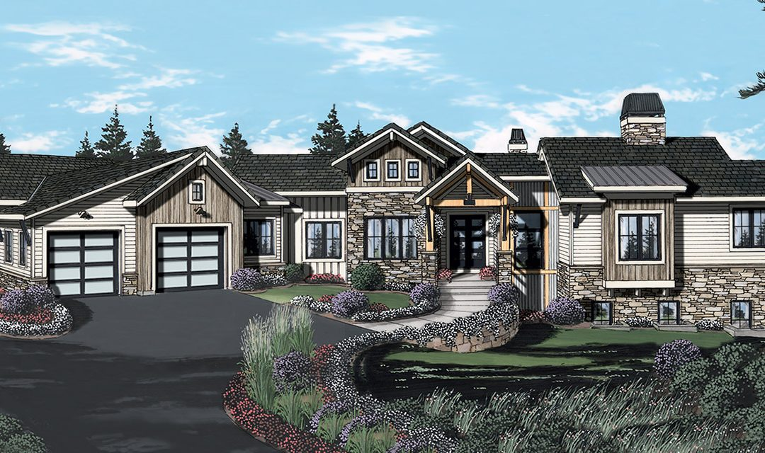 Colorado Springs Parade of Homes – Cathedral Pines