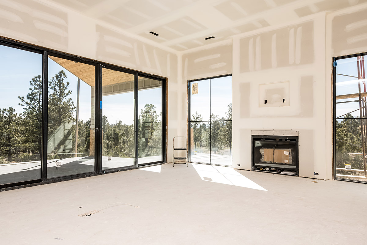 New Custom Home in Black Forest, Colorado - All About Home Design